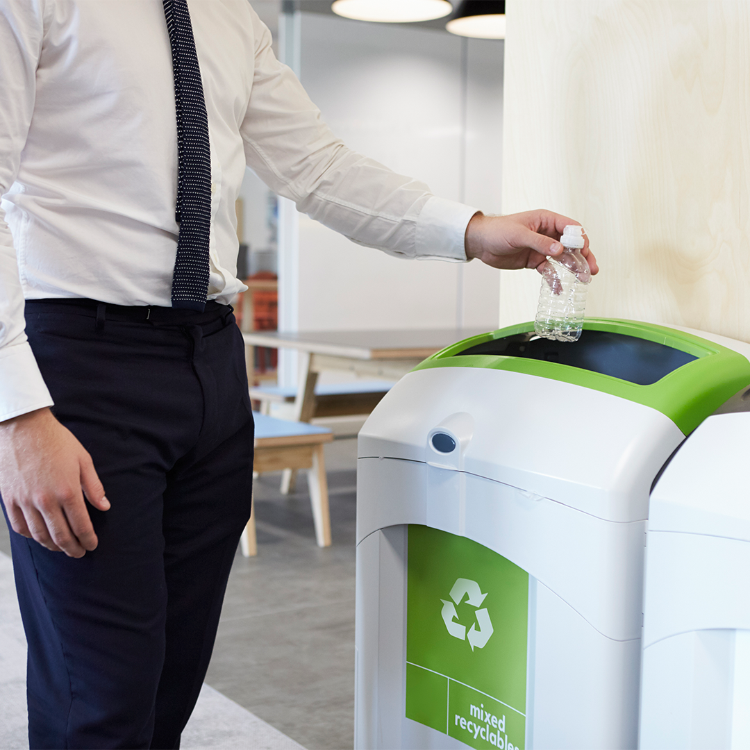 Is Sanitizing your bin Important?